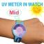 นาฬิกาข้อมือวัดระดับความเข้มของรังสี UV - UV Tester Watch thumbnail 2