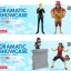 Enies Lobby Dramatic Set ของแท้ JP แมวทอง - Dramatic Showcase Banpresto [โมเดลวันพีช] (Rare) 8 ตัว thumbnail 13