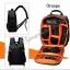 กระเป๋ากล้อง Tigernu รุ่น T-C6005 แบบสะพายหลัง, กันน้ำ, กันรอยขีดข่วน(3สีภายใน,แดง/เขียว/ส้ม) - Camera Backpack Bag Waterproof for Canon/Nikon/Sony(3 colors) thumbnail 11