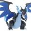 Mega Charizard X (แบบประกอบ) ของแท้ JP - Bandai [โมเดลโปเกมอน] (Rare) thumbnail 3