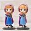 Anna ของแท้ JP - Q Posket Disney - Normal Color [โมเดล Disney] thumbnail 17
