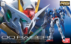 RG 1/144 GN-0000+GNR-010 OO Raiser