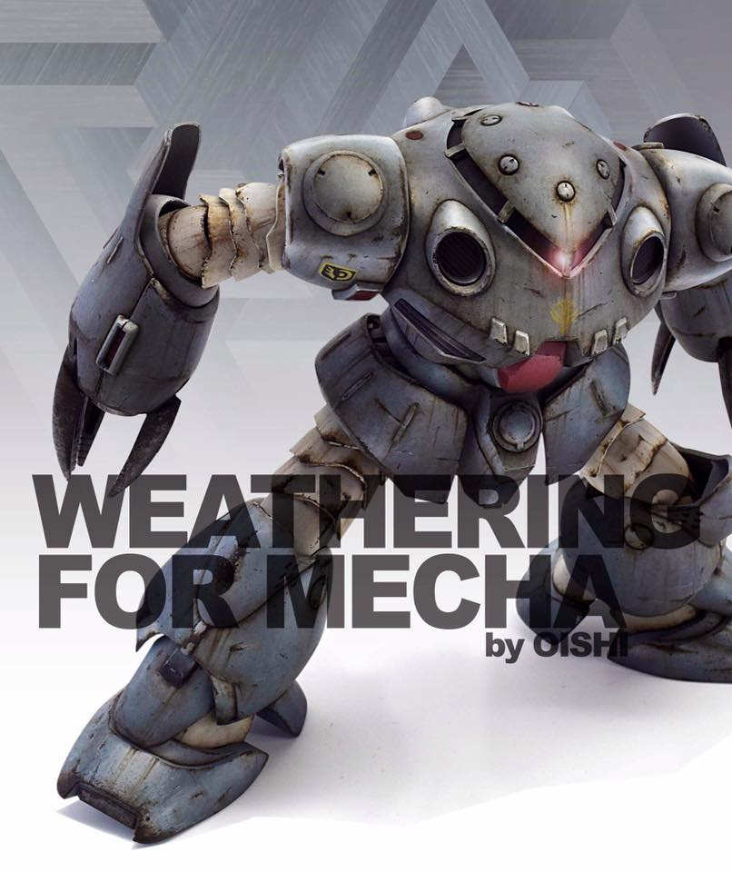 ฺBASIC WEATHERING FOR MECHA