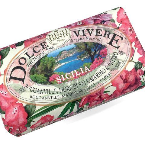 Nesti Dante Sicilia Soap (250g)