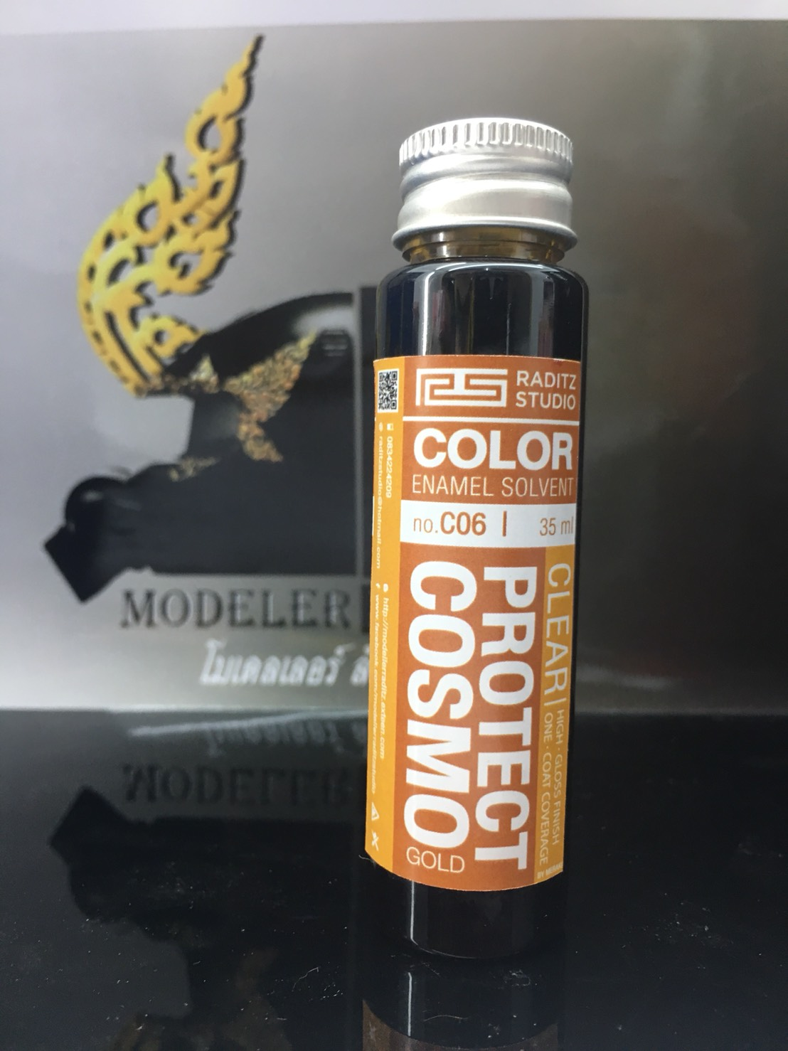 C06 Clear Protect Cosmo Gold 35ml