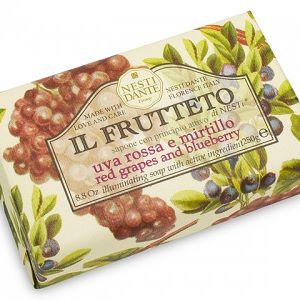 Nesti Dante Red Grapes & Blueberry Soap (250g)