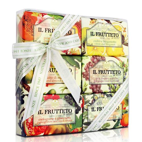Nesti Dante Il Frutteto Gift Set (150g x 6)