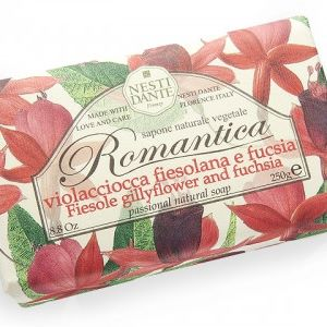 Nesti Dante Gilly Flower & Fuchsia Soap (250g)