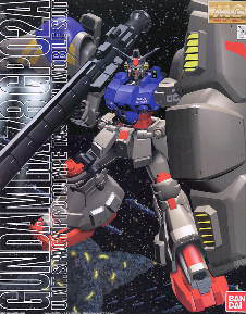 RX-78 GP02A Gundam GP02 PHYSALIS (MG) (Gundam Model Kits)