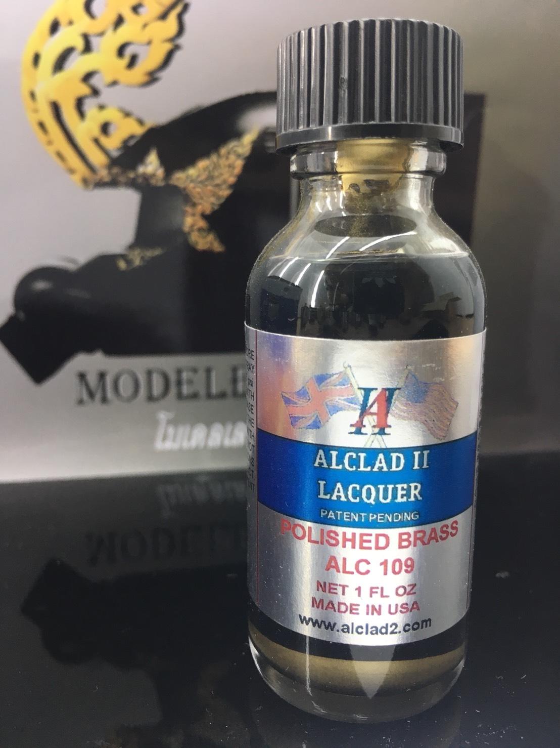 POLISHED BRASS ALC-109