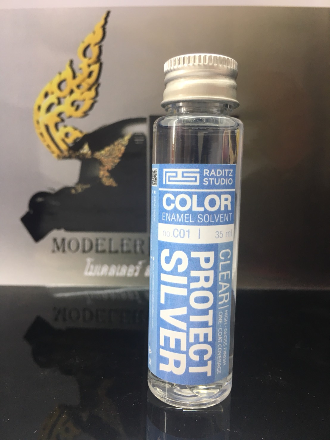 C01 Clear Protect Silver 35ml