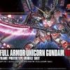 Bandai HGUC Rx 0 Armor Unicorn Gundam [Destroy Mode][Re
