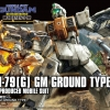 Bandai HGUC RGM 79[G] GM Ground Type