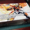 HGBF 1/144 Build Burning Gundam Plavsky Particle Clear Ver. 「Gundam Build Fighters Try」