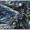 Bandai HGGT MS 06 Zaku II Big Gun [Gundam Thunderbolt Ver.