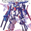 Bandai MG MSZ-010 ZZ Gundam Ver.Ka