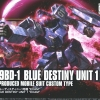Bandai HGUC Blue Destiny Unit 1 EXAM