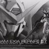 P-Bandai RG 1144 GN-001REII Gundam Exia Repair II