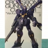 """Bandai: MG 1/100 Crossbone Gundam X2 Custom """"Kai"""" Ver. Ka"""