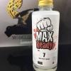 Maxcolor No.7 Max Flat Clear (เคลียร์ด้าน)