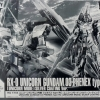 BANDAI HGUC 1144 Unicorn Gundam 03 Phenex type RC Silver Coationg Ver. JAPAN