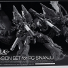 [P-Bandai] RG 1144 Sinanju Expansion Set