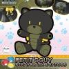 Bandai HG PetitGGUY Strayblack & Catcos 1144