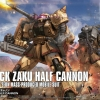 Bandai HG The Origin MS 06CK Zaku Half Cannon
