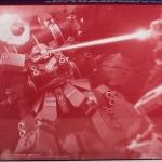 Bandai MG 1100 Psycho Zaku Last Session Ver Gundam Thunderbolt Model Kit