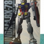 MG 1/100 RX-78-2 Gundam [COATING Ver.]