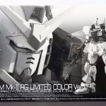 RG 1/144 Gundam Mk-II Limited Color Ver.
