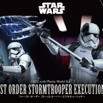 FIRST ORDER STORMTROOPER EXECUTIONER 1/12