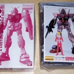 MG RX-78C.A Gundam Casval Special Coating (only available at the All Japan Hobby Show 1999)