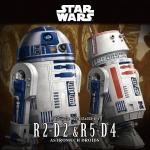 R2-D2&R5-D4 1/12