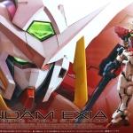 RG 1/144 Gundam Exia Transam Mode Clear Ver. Gunpla Expo