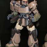 P-Bandai Online Hobby Shop Exclusive MG 1100 Zaku Cannon (Unicorn Ver)