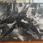 C3XHobby Exclusive: MG 1/100 Blitz Gundam [Mirage Colloid Clear Ver.]
