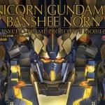 PG RX-0 [N] Unicorn Gundam 02 Banshee Norn
