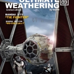 UNTIMATE WEATHERING issue03 by OISHI