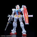 Gundam Base MG RX78-2 Ver. 3.0 Clear color Ver.