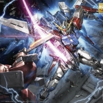 Build Strike Gundam Full Package (MG) (Gundam Model Kits)