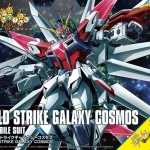HGBF 1144 Gundam Build Strike Galaxy Cosmos