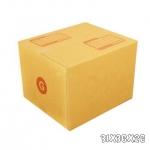 กล่องไปรษณีย์ฝาชน เบอร์G **ขนาด31x36x26** (รวมค่าจัดส่ง)