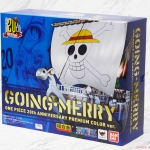 """ONE PIECE"" Chogokin - Going Merry -ONE PIECE 20th Anniversary ver.- Premium color ver."