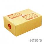 กล่องไปรษณีย์ฝาชน เบอร์C **ขนาด20x30x11** (รวมค่าจัดส่ง)