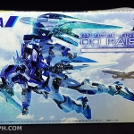 HG 1/144 ANA 00 RAISER GUNDAM G30TH LIMITED