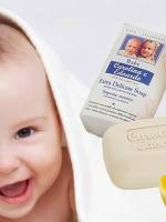 Nesti Dante Extra Delicate Soap for Kids (250g)