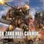 Bandai HG The Origin MS 06CK Zaku Half Cannon