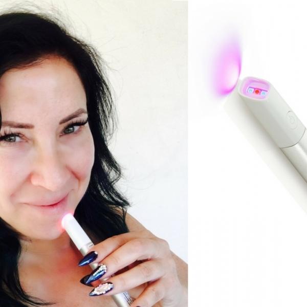 Sku 08230 Neutrogena Light Therapy Acne Spot Treatment ฆ า