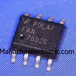 Fan7602c 7602c Sop8 Lcd Chip Smd มหาช ยอ เล คทรอน กส Inspired By Lnwshop Com